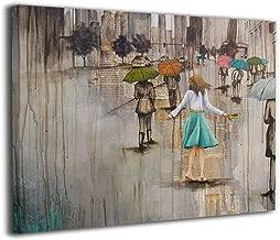 Dancing In The Rain Painting Artist