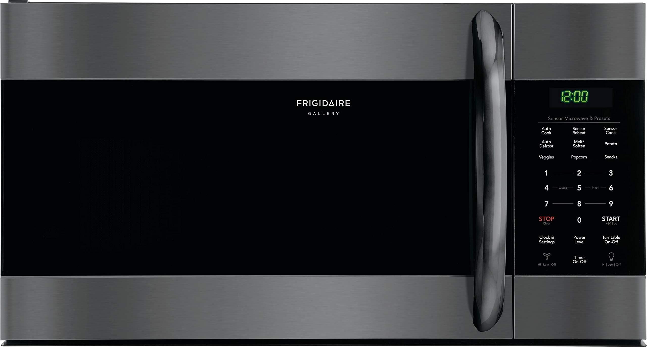 Frigidaire Gallery Stainless Range Microwave