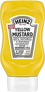 Sponsored Ad - Heinz Yellow Mustard (8 oz Bottles, Pack of 12)