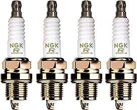 New NGK Standard Spark Plug BPR7HS10, 1092 Set of 4 Spark Plugs