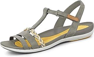 5042ba62 Amazon.es: Lona - Sandalias y chanclas / Zapatos para mujer: Zapatos ...