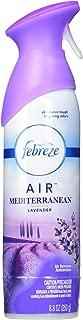 Febreze Air Refresher, Mediterranean Lavender 8.8 oz (Pack of 3)