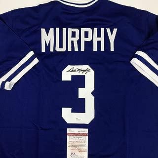 dale murphy autographed jersey