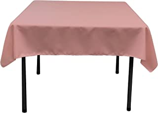Best dusty pink table cloth Reviews