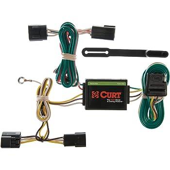 Amazon.com: CURT 55360 Vehicle-Side Custom 4-Pin Trailer Wiring Harness for  Select Honda Passport, Isuzu Amigo, Rodeo: AutomotiveAmazon.com