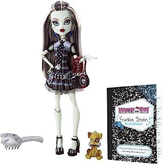 Monster High - Muñeca, diseño Frankie (Mattel BBC67)