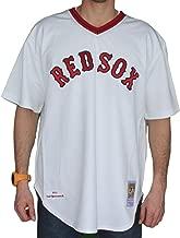 Mitchell & Ness Carl Yastrzemski Boston Red Sox Authentic 1975 Jersey - 2XL/52