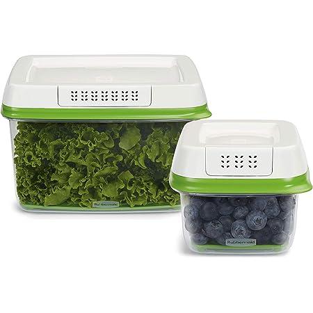 Kitchen Fresh Storage Box Food Crisper Vegetable Fruit Container Shape I8O0