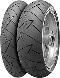 Continental ContiRoad Attack 2 Sport/Touring Motorcycle Tire Rear 180/55-17