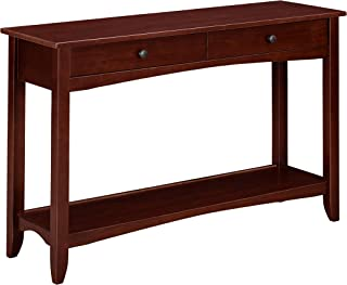 Best gold console table with drawers Reviews
