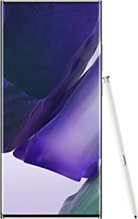 SAMSUNG Galaxy Note20 Ultra Dual SIM 256GB 12GB RAM 5G - Mystic White