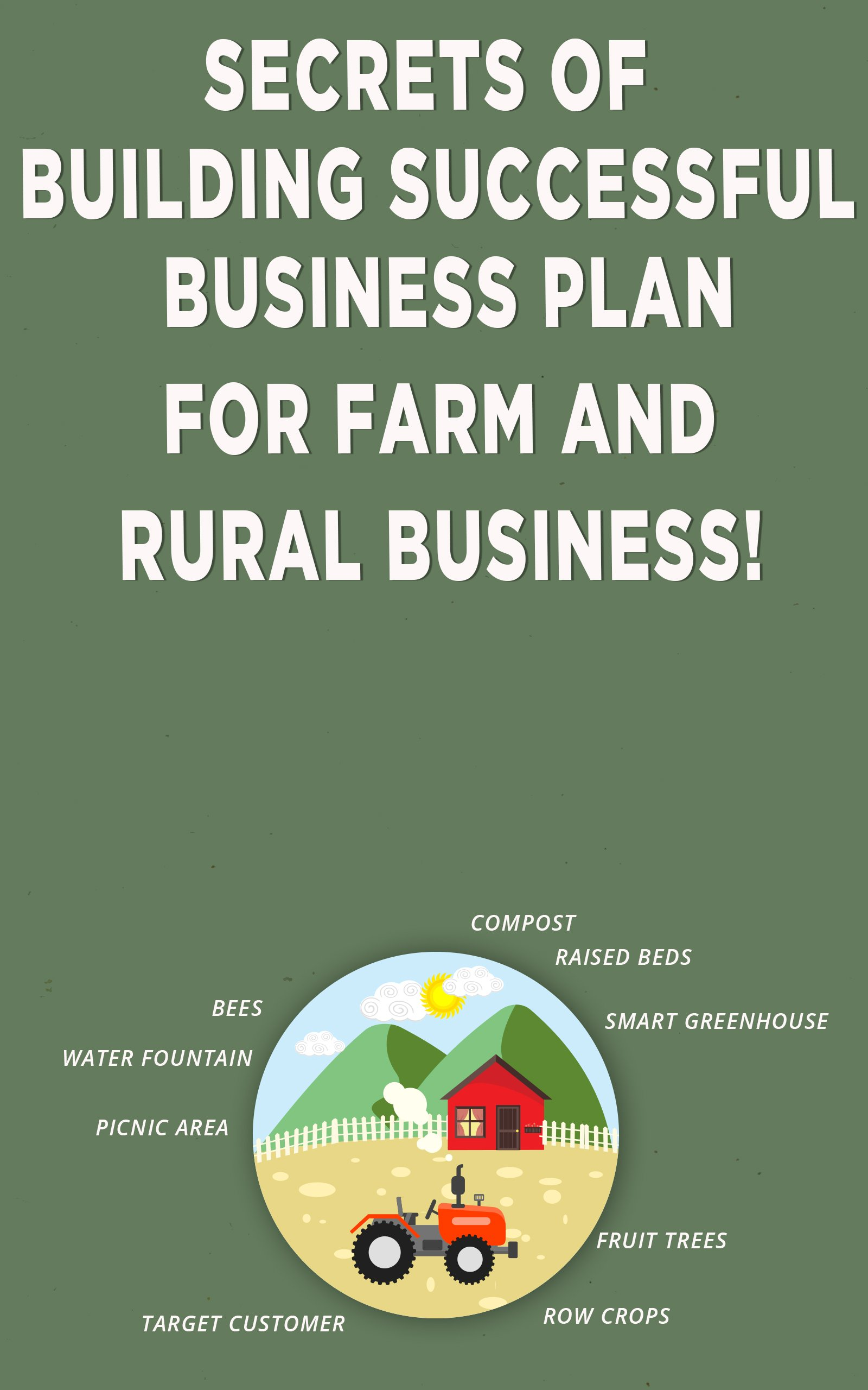 Secrets of Building Successful Business Plan for Farm and Rural Business!