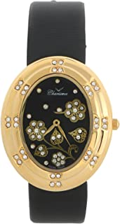 Charisma Casual Watch for WomenLeather Band, Analog, C6649