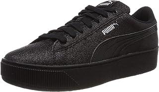 PUMA Vikky Platform Glitz Jr, Sneakers Basses Femme