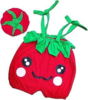 infant tomato costume