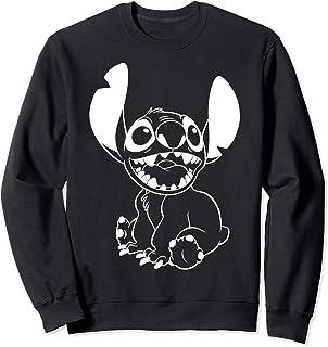 Disney Lilo & Stitch Simple Outline Stitch Sweatshirt