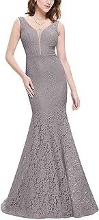 Best grey mermaid dress Reviews