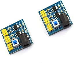 DGZZI 2PCS 12 V to 3.3 V / 5 V / 12 V DC-DC Voltage Converter Multi-Output Step-Down Power Supply Module for Arduino