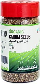 Organic Carom Seeds 100 G