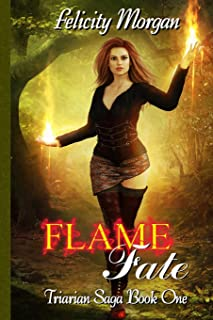 Flame Fate: Triarian Saga Book 1