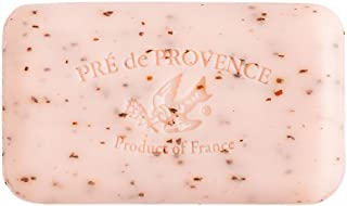 Pre de Provence Artisanal French Soap Bar Enriched with Shea Butter, Juicy Pomegranate, 150 Gram