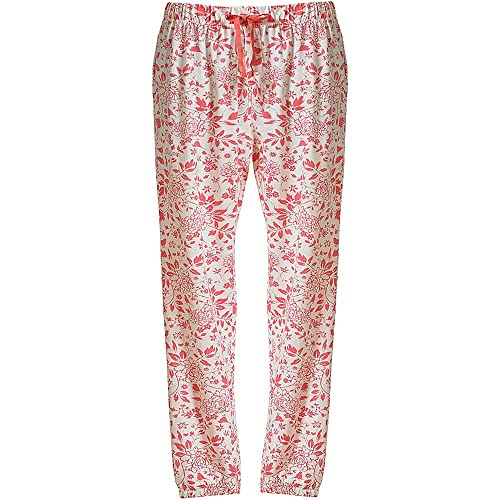 Love To Sleep Women/'s Pyjama Bottoms Long Leg Striped Floral Plain Loungewear