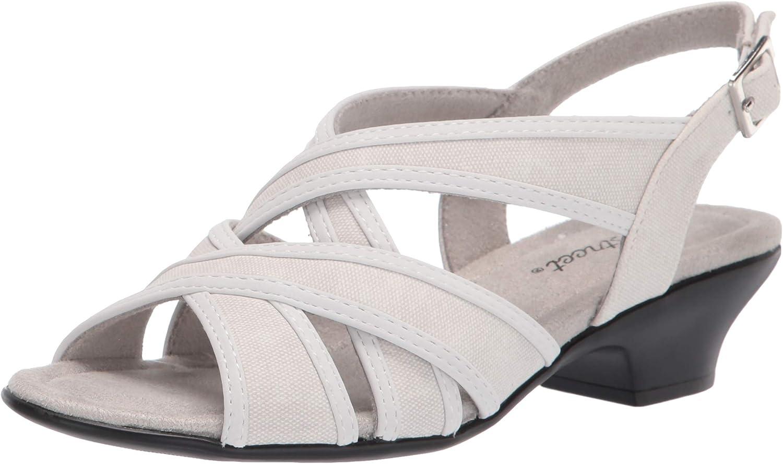 Easy Street Popular shop is the lowest price challenge Women's Sandal Heeled Over item handling