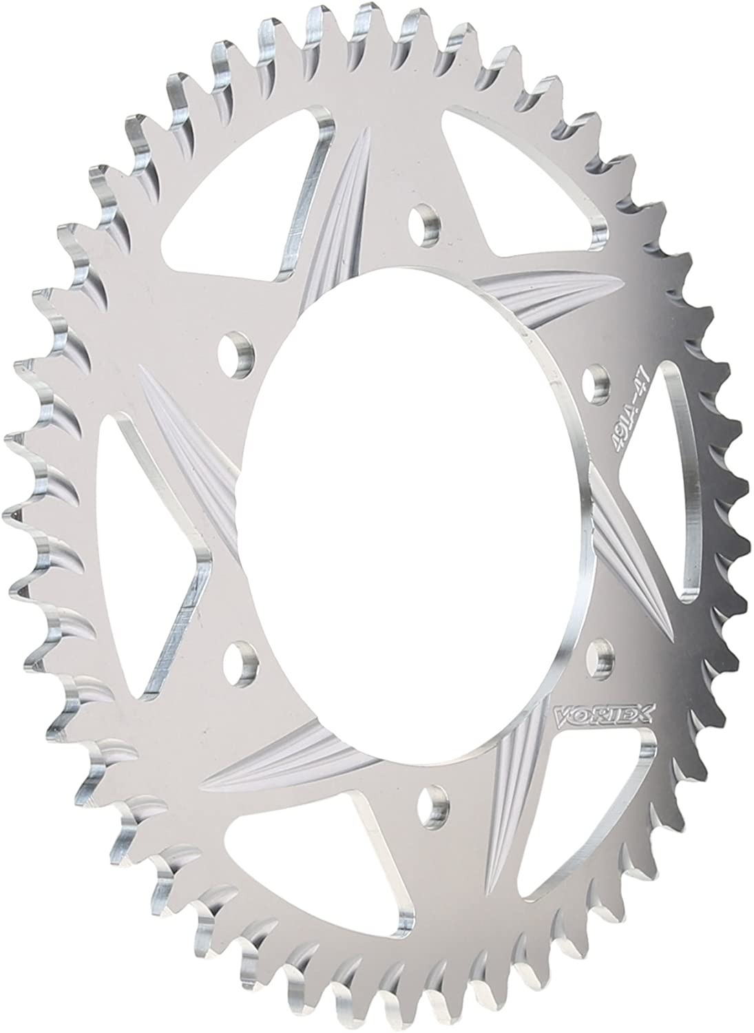 Vortex 491A-47 New arrival Silver 47-Tooth Rear Sprocket Luxury goods