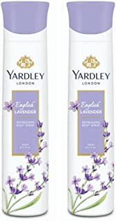 Yardley Antibacterial Handwash With 100% Germ Protection, 500 ml + 250 ml Pack (London Rose + Imperial Orchid)