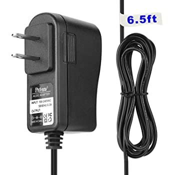 DC 9.5V 9.5 Volt Power Supply Mains Adapter for Casio Keyboard Piano LK-125