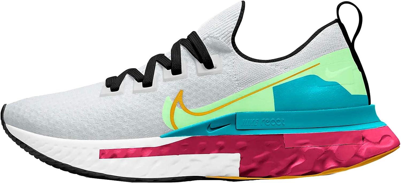 Amazon.com | Nike React Infinity Run Flyknit Premium Women's ...