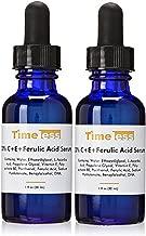 Timeless Skincare 20% Vitamin C E Ferulic Acid Serum 1-Ounce Super Savings (2 Pack)