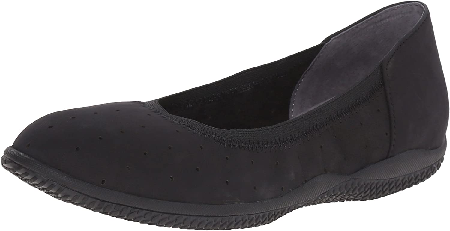 SoftWalk Women's Hampshire Ballet Flat