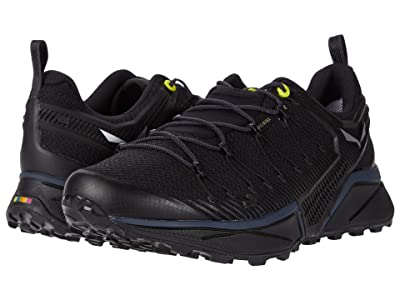 SALEWA Dropline GTX (Black Out/Fluo Yellow) Men