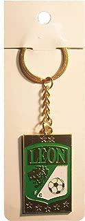 Leon Mexico Soccer Team Logo Metal Keychain New