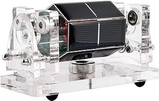 Sunnytech Solar Magnetic Levitation Model Levitating Mendocino Motor Educational Model Three Point Positioning to Avoid Shaking QZ01