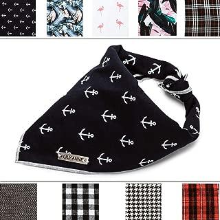 nautical dog bandana