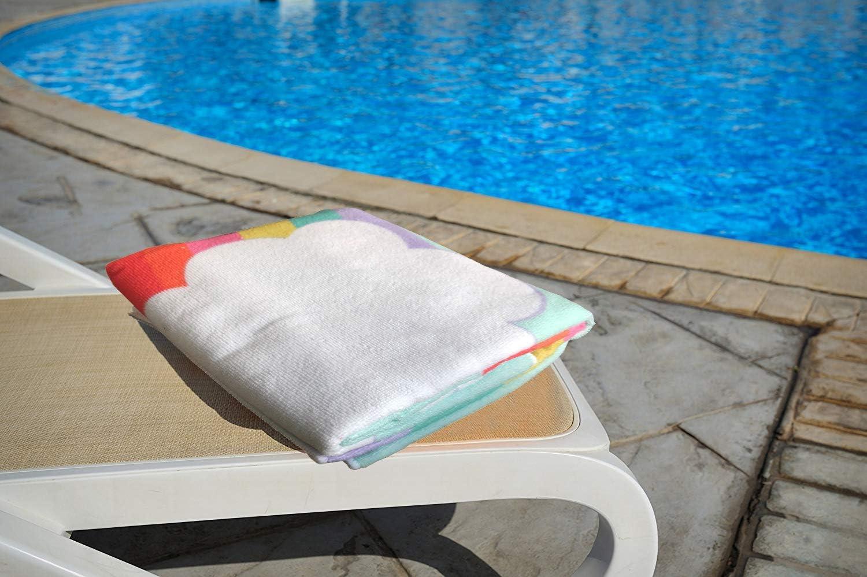 Jungle COZUMO Microfiber Beach/&Travel/&Bath Towel Sand Free Proof Swim Towel Quick Fast Drying Beach Blanket Lightweight Ultra Aborbent Shower/&Body Towels Yoga Mat for Adults Large 28 x 58
