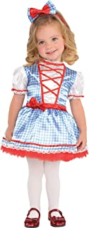 Dorothy Halloween Costume for Babies, The Wizard of Oz, with Accessories