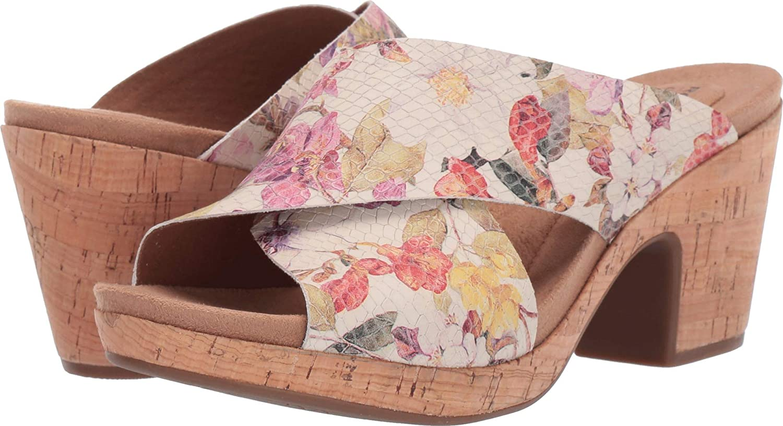 Rockport - Womens Cobb Hill Alleah Slide Platform Shoe