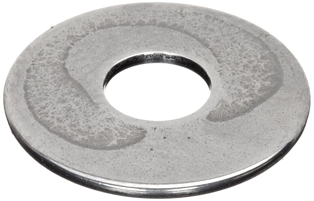 302 Stainless Steel Belleville Spring Washers, 0.164 inches Inner Diameter, 0.343 inches Outside Diameter, 0.028 inches Free Height, 0.023 inches Compressed Height, 55.5 foot_pounds Max. Load (Pack of 10)