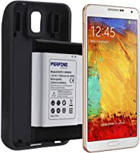 Perfine Battery for Samsung Galaxy Note 3 9600mAh Extended Battery N9000 Replacement for Note 3 N900T,N900V,N900W,N900P,N900A,N9005 LTE with TPU Case[NFC/Google Wallet] 180-day Warranty