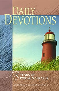 Daily Devotions: 75 Years of Portals of Prayer