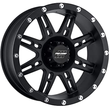 "Pro Comp Alloys Series 31 Wheel with Flat Black Finish (17x9""/6x139.7mm)"