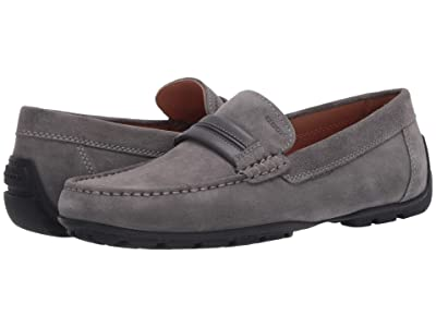 Geox Moner (Grey Suede) Men