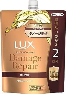 LUX Super Rich Shine Damage Repair Repair Shampoo Refill 660g Unilever