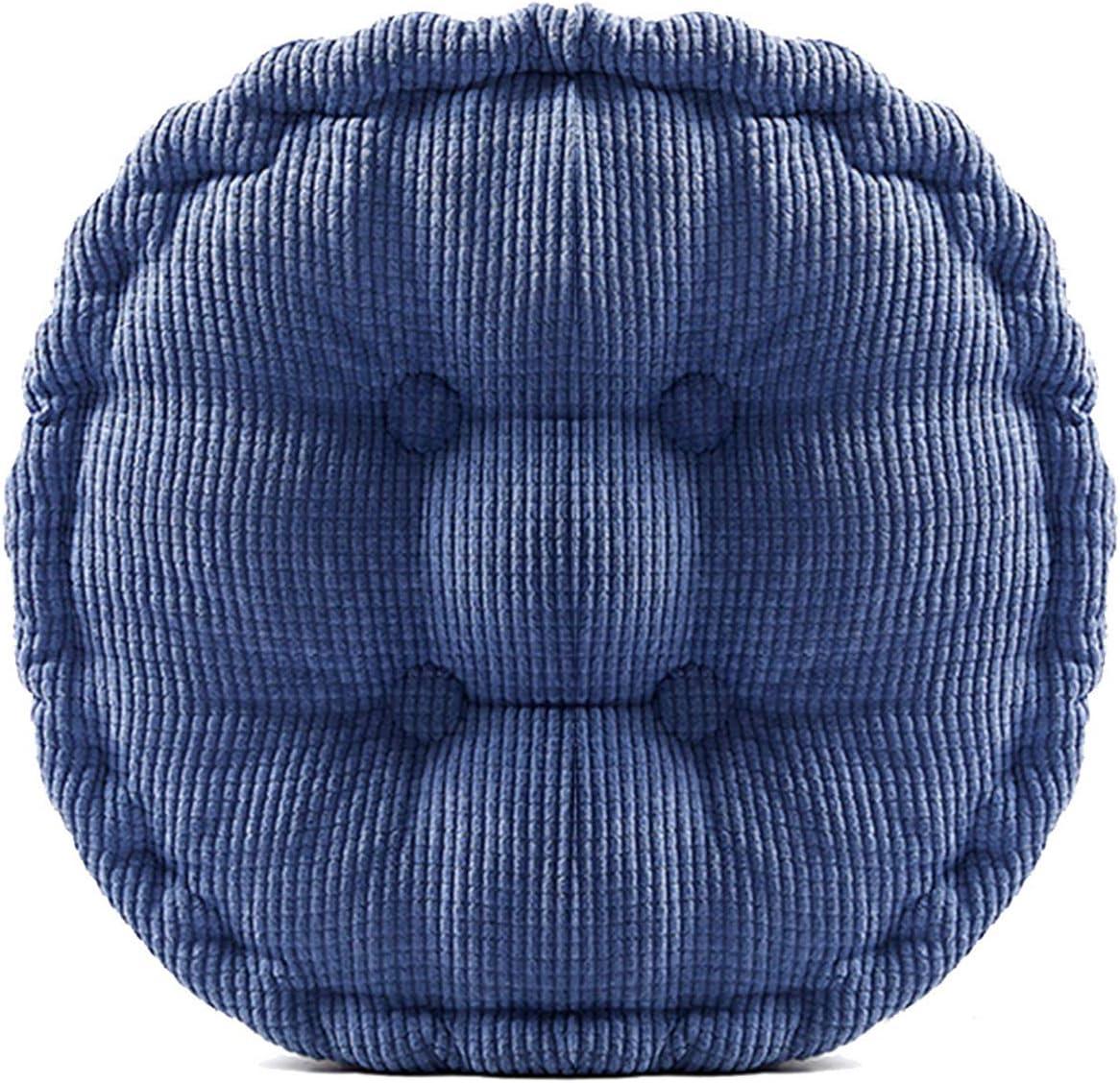 GGoty Coussin de Chaise Epais Carr/é Rond Coussin Chaise Tatami Coussin de Sol Confortable Coussin pour Chaise pour Salle /à Manger//Bureau//Jardin Int/érieur ext/érieur 40x40cm,E