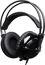 SteelSeries Siberia v2 Full-Size Gaming Headset - Black (Certified Refurbished)