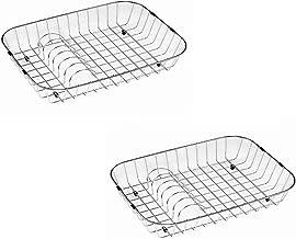 Houzer RB-2500 Wirecraft 6-Inch High Rinsing Basket for Kitchen Sinks