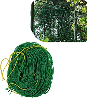 LGDehome 5ftx50ft Plant Trellis Netting Lightweight 2x2 Square ...